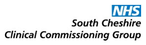 South Cheshire CCG Logo