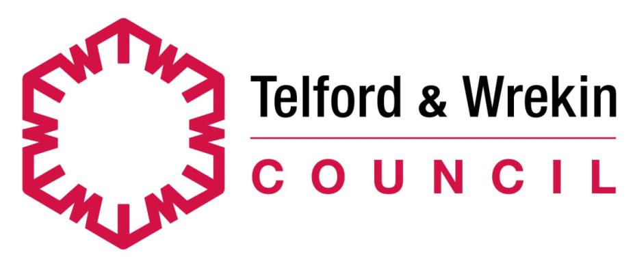 Telford and Wrekin Council Logo