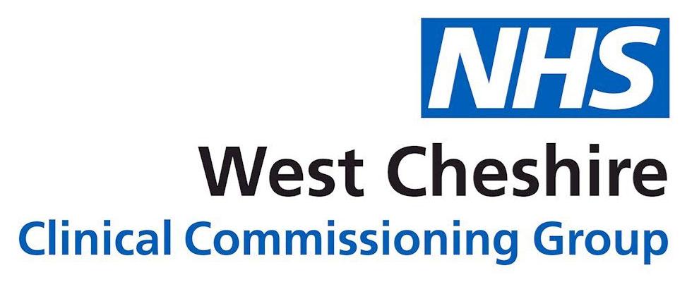 West Cheshire CCG Logo