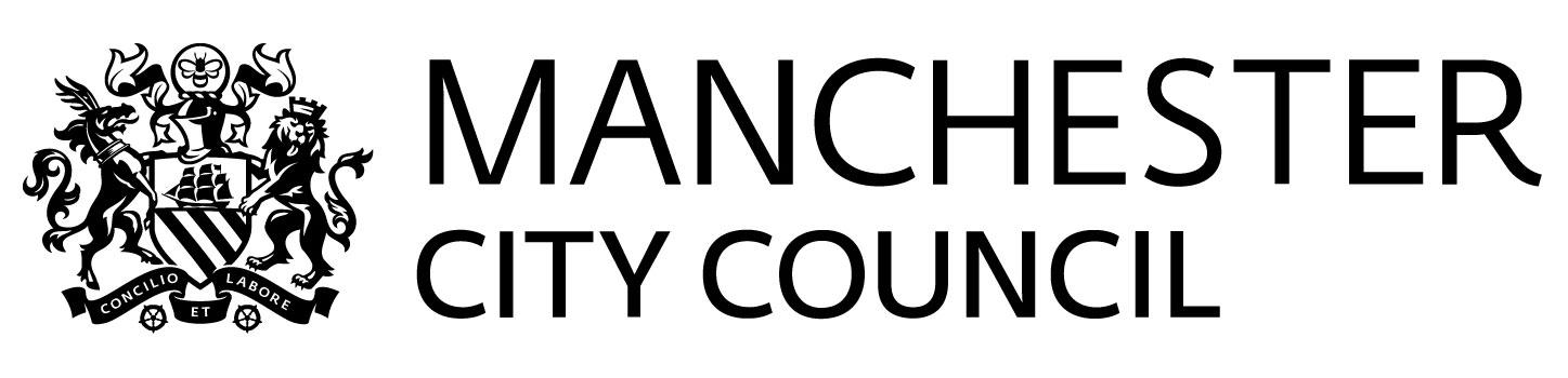 Manchester Council Logo