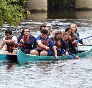 A boat race